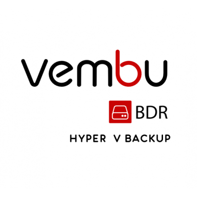 Vembu Hyper-V Backup